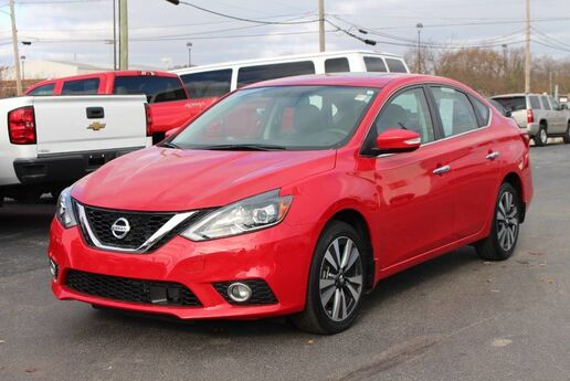2018 Nissan Sentra SL Fort Wayne Auburn and Kendallville IN