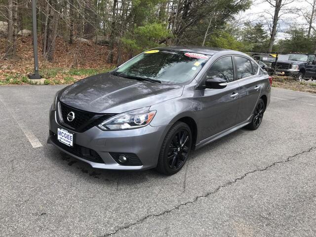 2018 Nissan Sentra SR CVT Pembroke MA