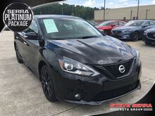 2018_Nissan_Sentra_SR_ Decatur AL