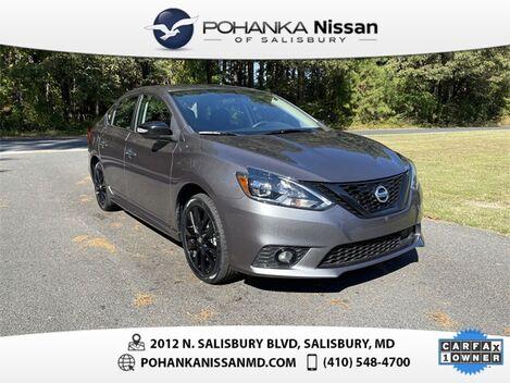 2018_Nissan_Sentra_SR Nissan Certified Pre-Owned_ Salisbury MD