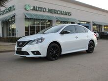2018_Nissan_Sentra_SR TURBO CVT*SR MIDNIGHT EDITION PACKAGE,BACK UP CAMERA,,BLUETOOTH CONNECTION_ Plano TX
