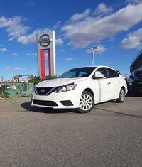 2018 Nissan Sentra SV | AUTO | B-UP CAM | HTD SEATS