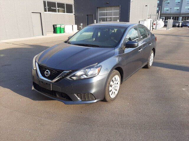 2018 Nissan Sentra SV | AUTOMATIC | HTD SEATS | *NISSAN CERTIFIED* Calgary AB