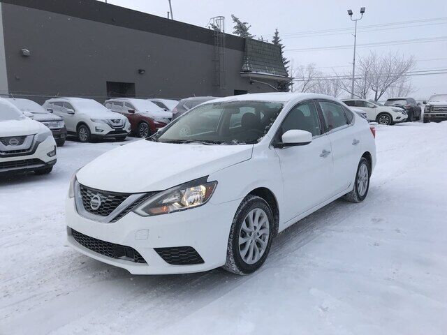 2018 Nissan Sentra SV + SUNROOF | HEATED SEATS | *GREAT DEAL* Calgary AB