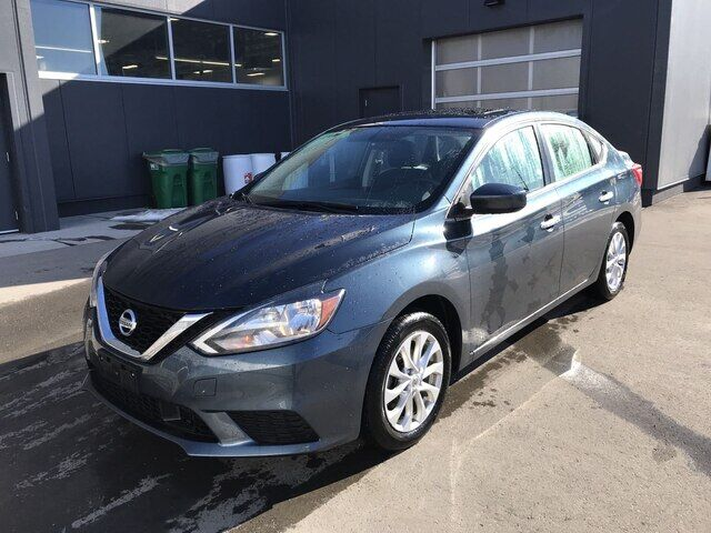 2018 Nissan Sentra SV + SUNROOF |  HTD SEATS | *GREAT DEAL* Calgary AB