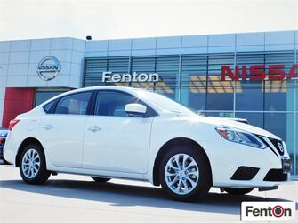 2018_Nissan_Sentra_SV_ Ardmore OK