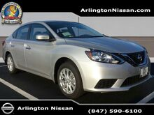 2018_Nissan_Sentra_SV_ Arlington Heights IL