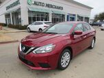 2018 Nissan Sentra SV  BACK-UP CAMERA, BLUETOOTH CONNECTION, AUX POWER OUTLET, CRUISE CONTROL