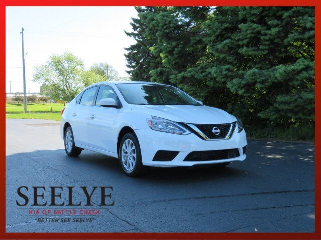 2018 Nissan Sentra SV Battle Creek MI