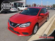 2018_Nissan_Sentra_SV_ Central and North AL