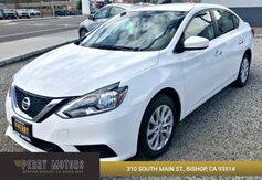 2018_Nissan_Sentra_SV_ Bishop CA