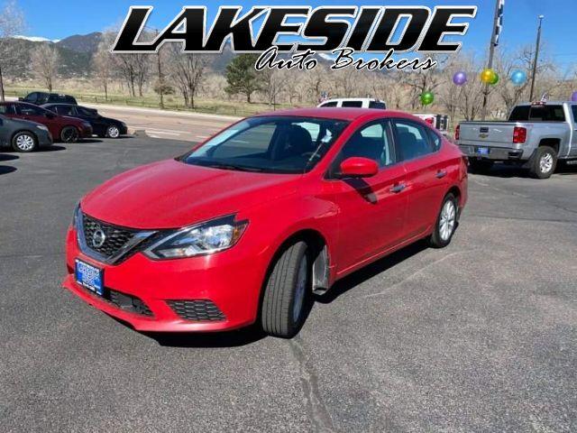 2018 Nissan Sentra SV Colorado Springs CO