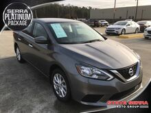 2018_Nissan_Sentra_SV_ Decatur AL