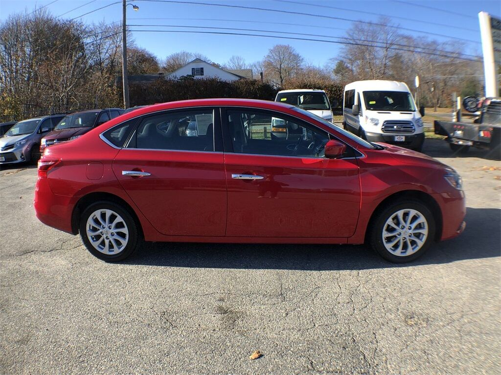 2018 Nissan Sentra SV Dudley MA