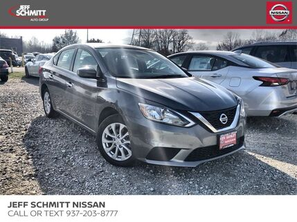 2018_Nissan_Sentra_SV_ Dayton area OH