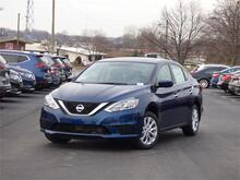 2018_Nissan_Sentra_SV_ Fort Wayne IN