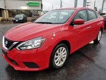 2018_Nissan_Sentra_SV_ Fort Wayne Auburn and Kendallville IN