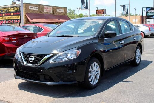 2018 Nissan Sentra SV Fort Wayne Auburn and Kendallville IN