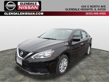 2018_Nissan_Sentra_SV_ Glendale Heights IL