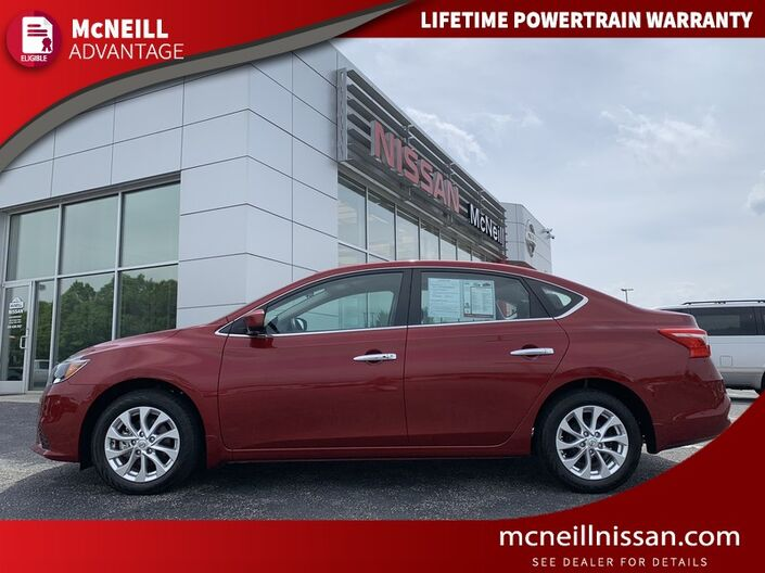 2018 Nissan Sentra SV High Point NC