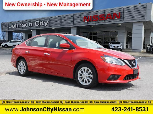 2018 Nissan Sentra SV Johnson City TN