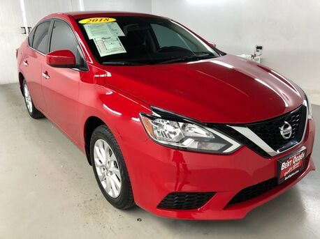 2018_Nissan_Sentra_SV_ Mercedes TX