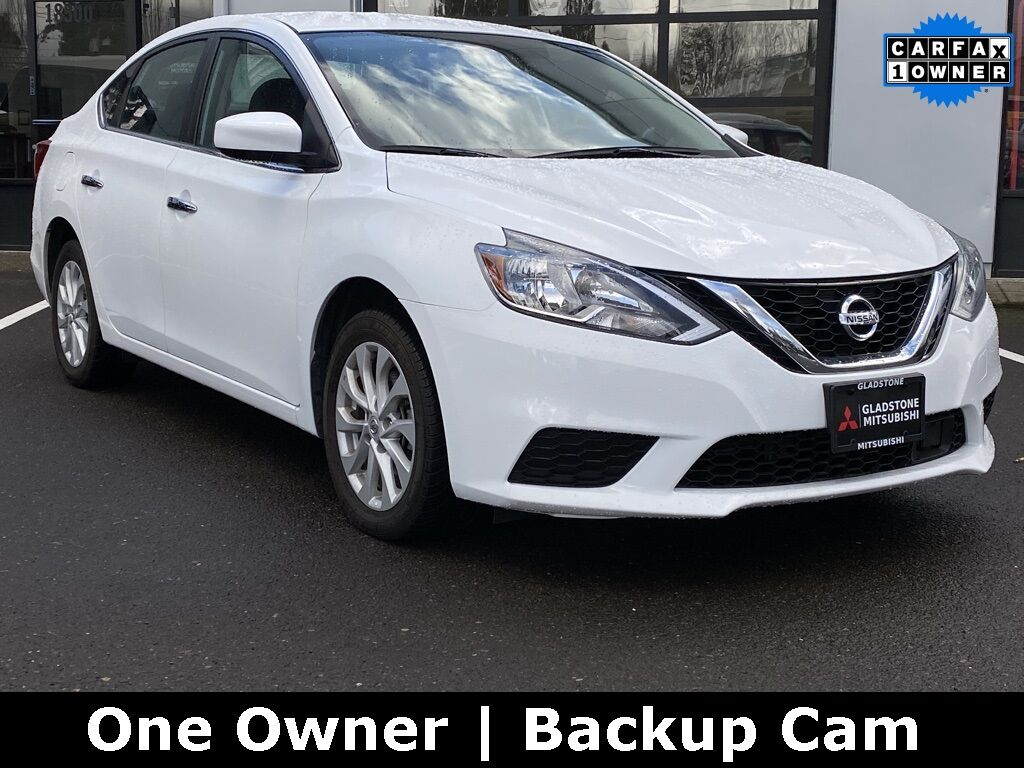 2018 Nissan Sentra SV Milwaukie OR