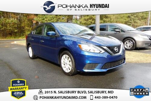 2018_Nissan_Sentra_SV **ONE OWNER**_ Salisbury MD