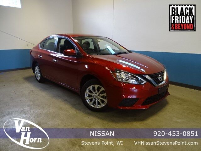 2018 Nissan Sentra SV Plymouth WI
