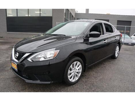 2018_Nissan_Sentra_SV_ Salt Lake City UT
