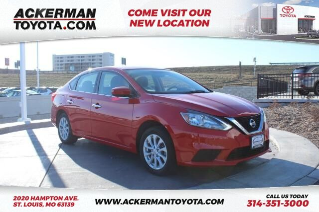 2018 Nissan Sentra SV St. Louis MO
