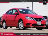 2018 Nissan Sentra SV Tracy CA