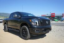 Nissan Titan BLACK OUT EDITION 2018