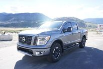 Nissan Titan PRO-4X Executive Demo BLOWOUT 2018