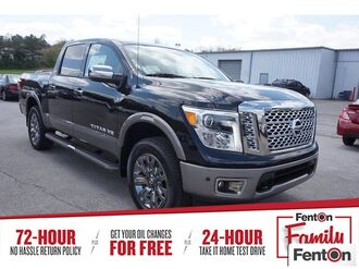 2018_Nissan_Titan_Platinum Reserve_ Knoxville TN