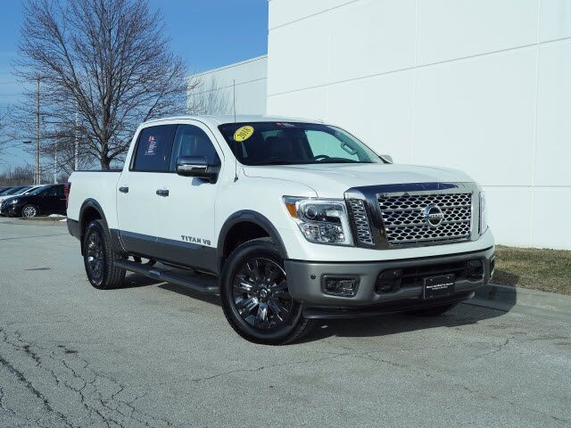 2018 Nissan Titan Platinum Reserve Lee's Summit MO