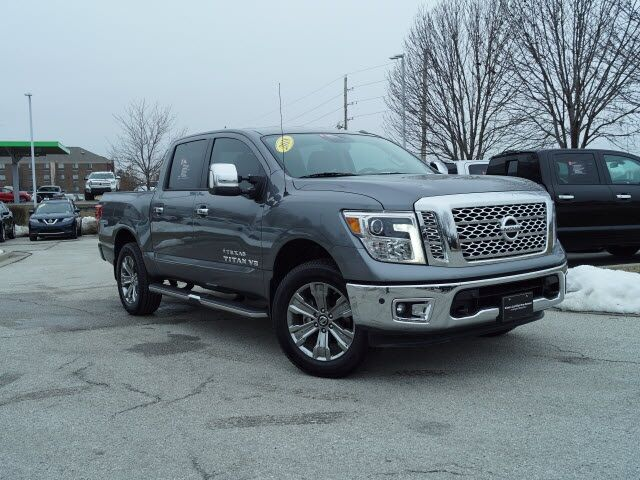 2018 Nissan Titan SL CERTIFIED Lee's Summit MO