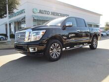 2018_Nissan_Titan_SL Crew Cab 4WD  NAVIGATION, BLIND SPOT MONITOR, BACK-UP CAMERA, BLUETOOTH CONNECTION, HEATED FRONT_ Plano TX
