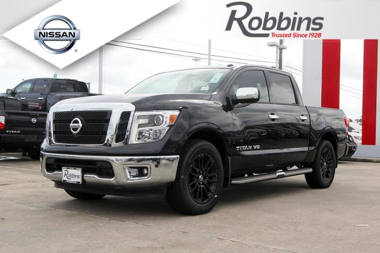 2018 Nissan Titan SL Houston TX