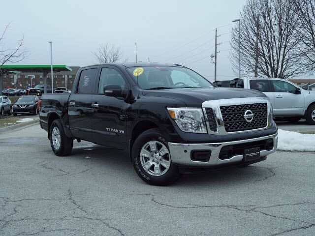 2018 Nissan Titan SV CERTIFIED Lee's Summit MO
