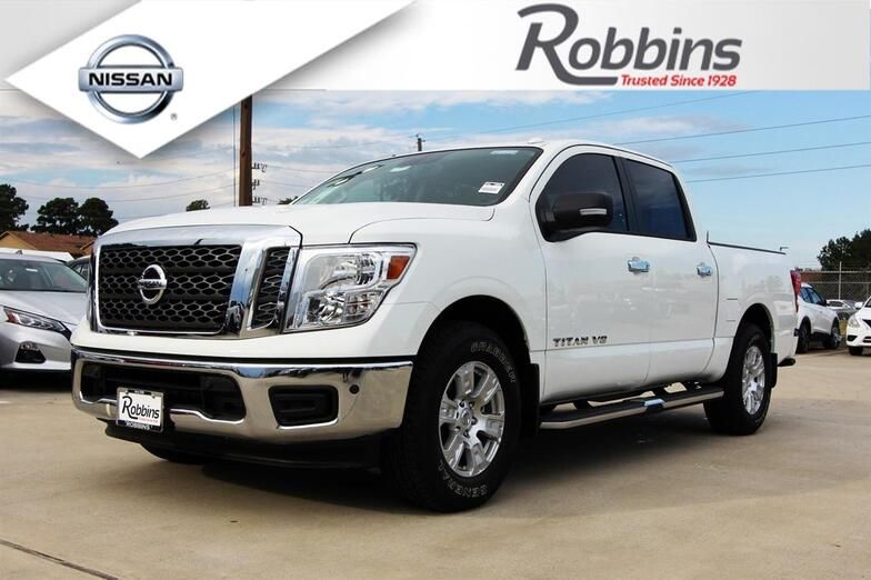2018 Nissan Titan SV Houston TX