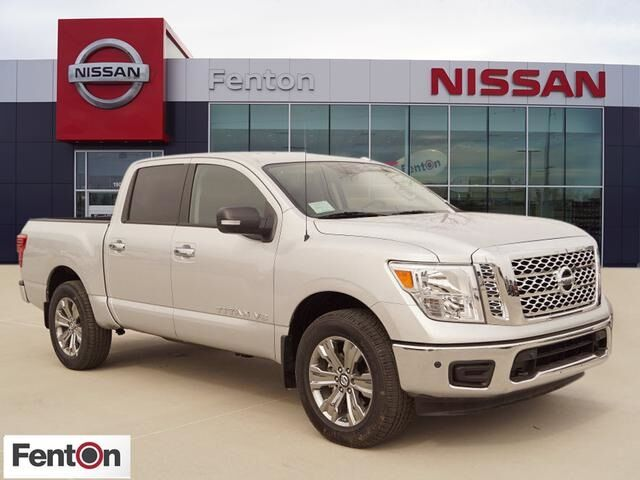 2018 Nissan Titan SV Kansas City MO