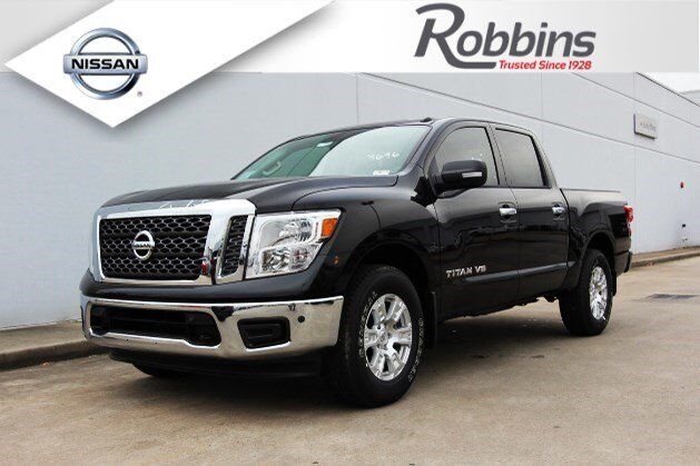 2018 Nissan Titan SV w/Convenience Package Houston TX
