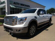 2018_Nissan_Titan XD_Platinum Reserve Crew Cab 4WD ***MSRP $61,055,Back-Up Camera,Blind Spot Monitor,Bluetooth Connection_ Plano TX