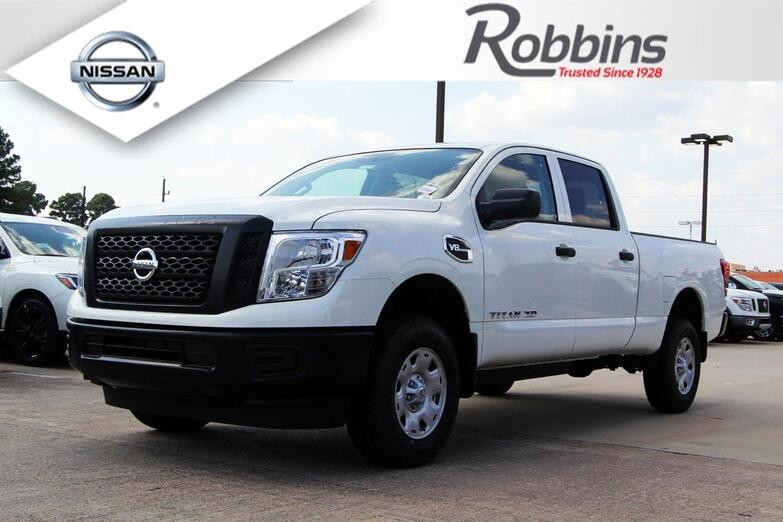 2018 Nissan Titan XD S Houston TX