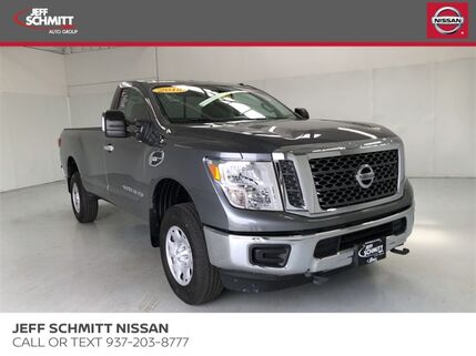 2018_Nissan_Titan XD_SV_ Beavercreek OH