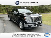 2018 Nissan Titan XD SV Nissan Certified Pre-Owned