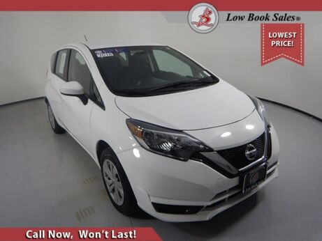 2018_Nissan_VERSA NOTE_SV_ Salt Lake City UT