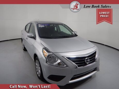 2018_Nissan_VERSA SEDAN_SV_ Salt Lake City UT