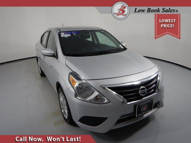 2018 Nissan VERSA SEDAN SV Salt Lake City UT